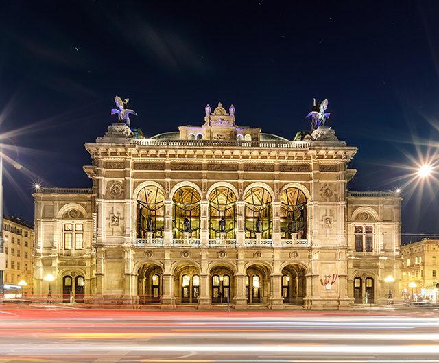 Verteilung beim Vienna Night Run 2018